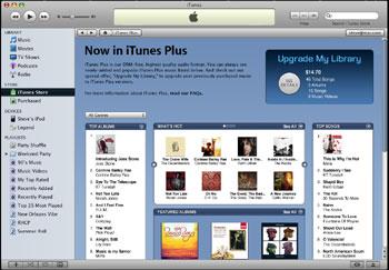 Apple iTunes Plus