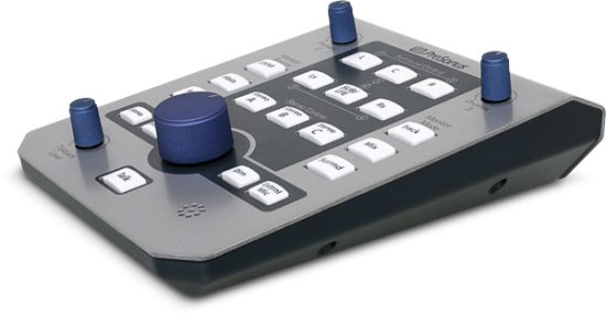 PreSonus Ships Monitor Station Remote for FireStudio 26x26 FireWire Recording System