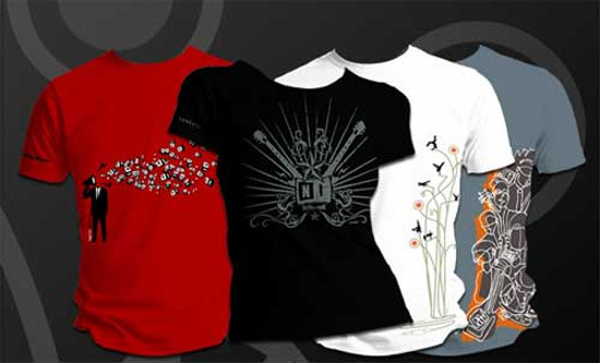 Native Instruments Intros Clothing Line