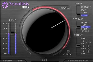 Sonalksis TBK3 plug-in promises extreme analogue compression