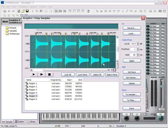 Emulator X Tutorials