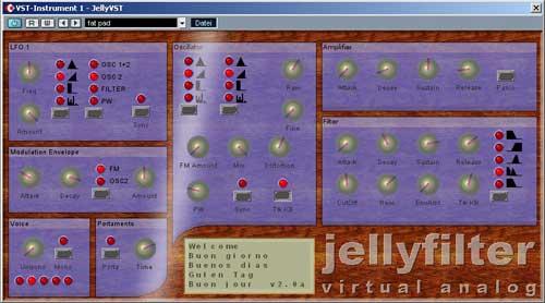 Free virtual synthesizer