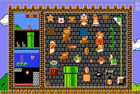 The Super Mario Bros. AudioSound Super-Synthesizer