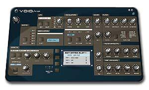 Sur-Audio Lab Intros COS and VOID Synthesizers For SonicCore Scope Systems