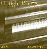 Upright Piano Samples