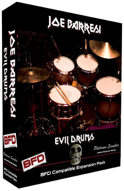 BFD Evil Drums