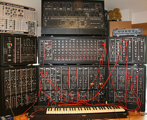 Chemical Brothers Synths