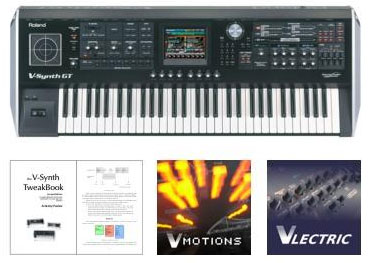 Sinevibes Announces V-Synth GT Compatibility