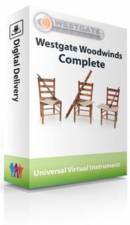 Virtual woodwinds
