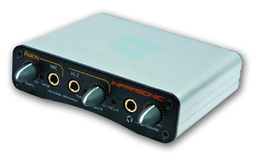 Amon audio interface