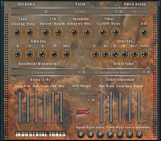 Industrial Tones