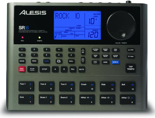 Alesis Drum Machine