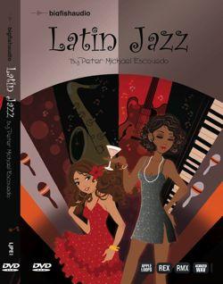 Big Fish Audio Latin Jazz