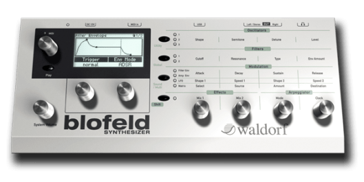 Blofeld Synthesizer