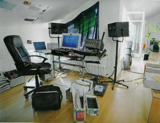 DJ Living Rooms