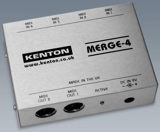 Kenton Midi merge box
