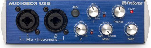 PreSonus AudioBox USB 2×2 USB Recording System