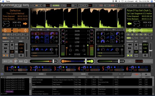 M-Audio Announces Torq 1 5 DJ Software for Mac OS X and