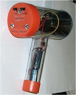 Sonic Devastator Weapon