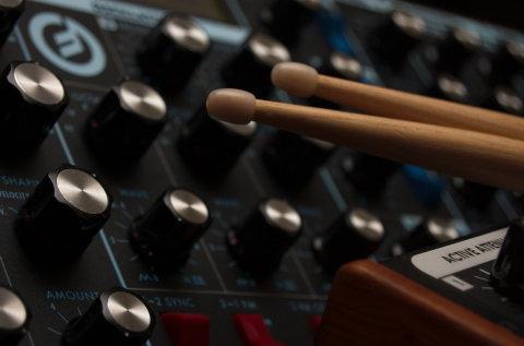 free-moog-drum-machine