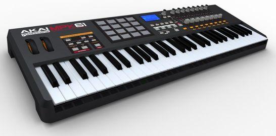 akai-mpk61-keyboard-midi-controller