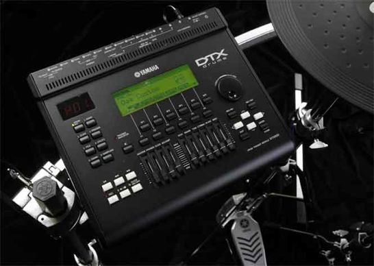 Yamaha intros new dtx electronic drum kits synthtopia for Yamaha dtx review