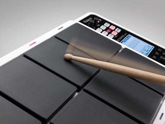 namm 2010 roland octapad spd 30 digital percussion pad synthtopia. Black Bedroom Furniture Sets. Home Design Ideas