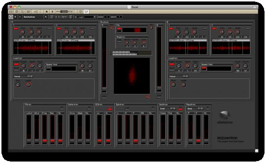 Free Looping Effect Inspired By Steve Reich