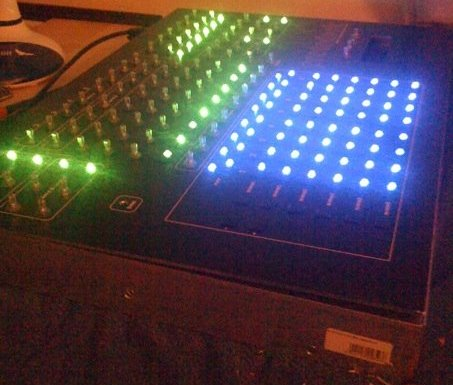 The Protodeck DIY MIDI Controller For Ableton Live 8