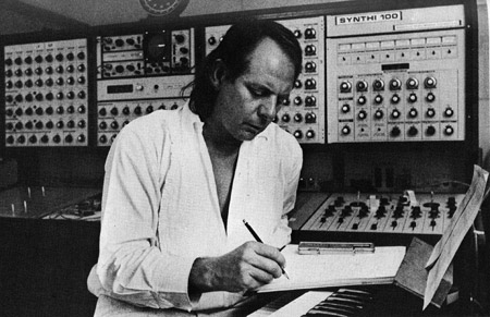 Karlheinz Stockhausen's Electronic Music Tips (For Aphex