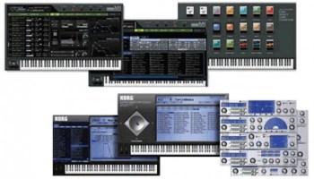 Korg Legacy Collection Updated For 64-Bit Action – Synthtopia
