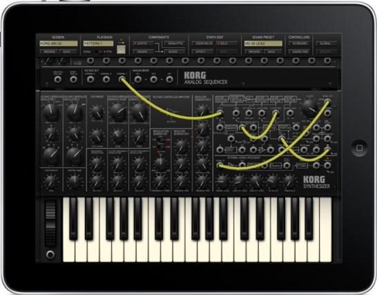Korg iMS-20 Synthesizer