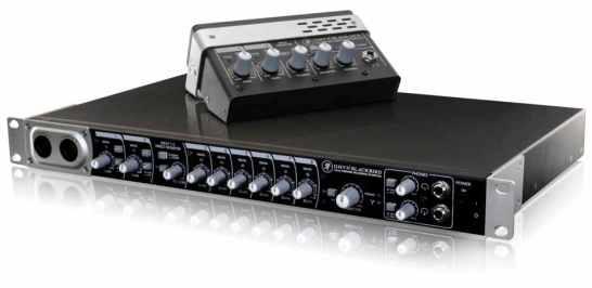 Mackie Onyx Blackjack & Blackbird Audio Interfaces