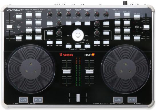 Vestax VCI 100mkII dj controller
