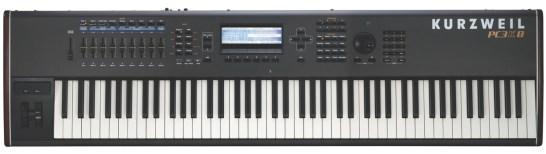 Kurzweil PC3k8 synthesizer