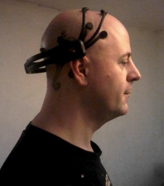Epoc Neural Interface for Brain Music