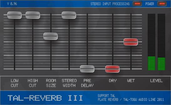 free reverb
