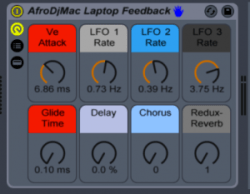 Free Ableton Live Synthesizer