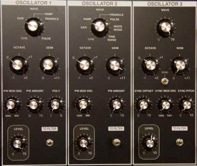 alphatron-oscillators