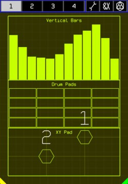 New OSC Controller For iOS – Wire GUI – Synthtopia