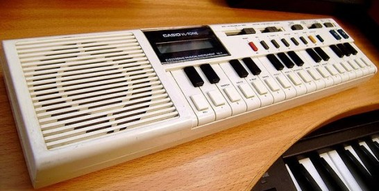 Free Casio VL Tone samples
