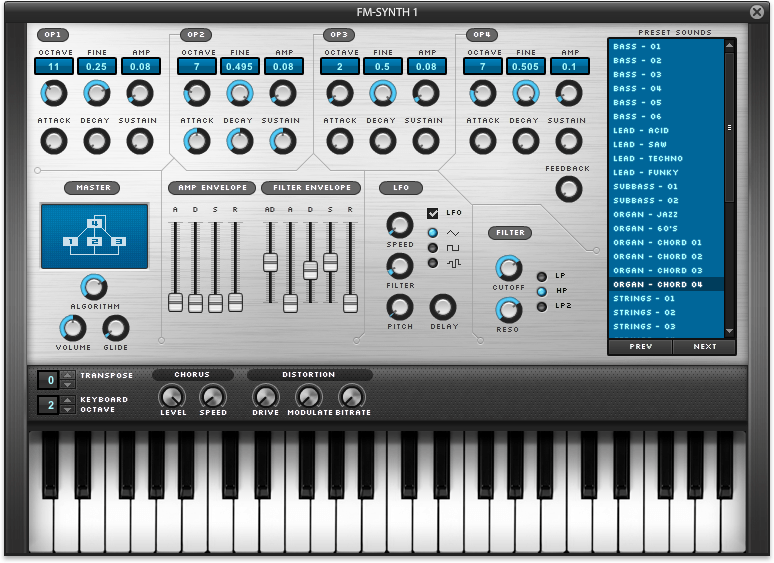 AudioSauna, An Online Audio Workstation, Like GarageBand For