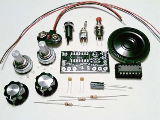 Atari Punk Console Kit