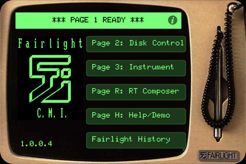 Fairlight Pro for iPad