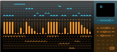 SInevibes Turbulence Waveshape Sequencer