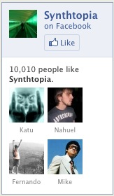 Facebook Synthbook Army