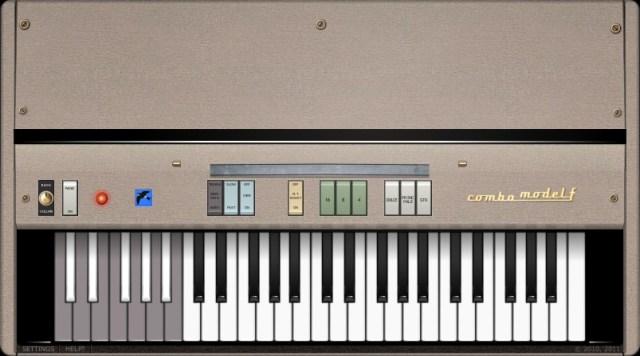 Free Combo Organ