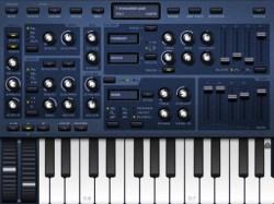Sunrizer iPad software synthesizer
