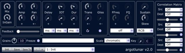 free granulator synth