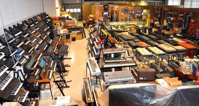 the synth motherlode
